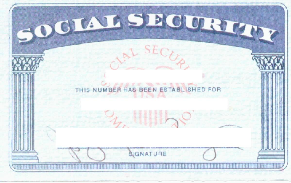 Order a New Social Security Card Online