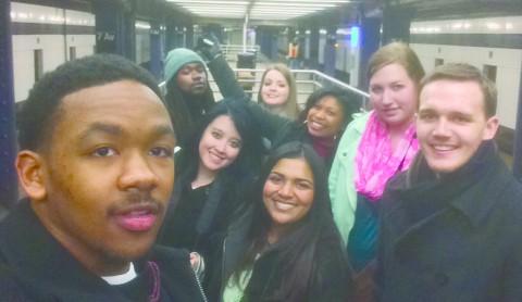 Subway travels