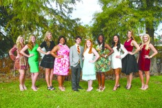 Photos of ULM 2015 Homecoming Court. Taken by Emerald Harris/ULM Photo Services