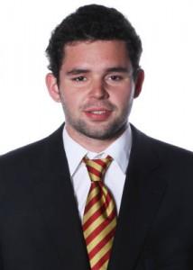 Daniel Fitzwater, 20
