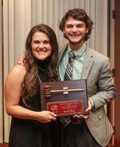 SGA award pic